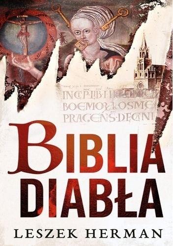 Okładka książki Biblia diabła