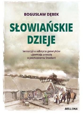 Okładka książki Słowiańskie dzieje