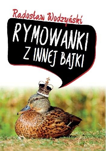 Okładka książki Rymowanki z innej bajki