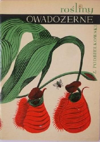 Okładka książki Rośliny owadożerne