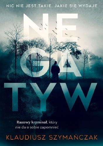 Okładka książki Negatyw