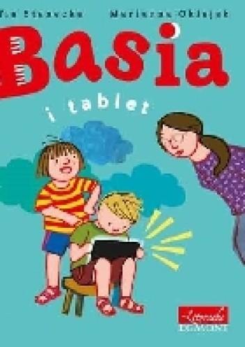 Okładka książki Basia i tablet