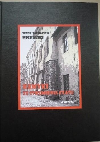 Okładka książki Kamyki ze strumienia czasu