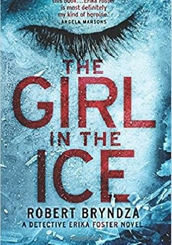 Okładka książki The Girl In The Ice
