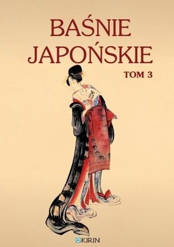 Okładka książki Baśnie japońskie. Tom 3
