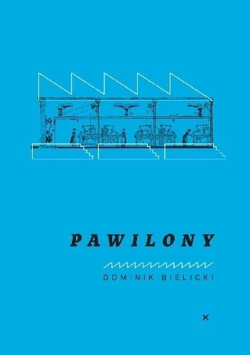 Okładka książki Pawilony