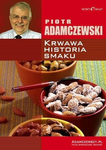 Okładka książki Krwawa historia smaku