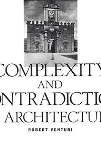 Okładka książki Complexity and Contradiction in Architecture