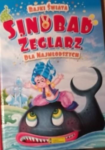 Okładka książki Sindbad Żeglarz. Bajki świata dla najmłodszych