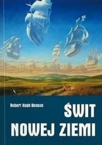 Okładka książki Świt nowej Ziemi