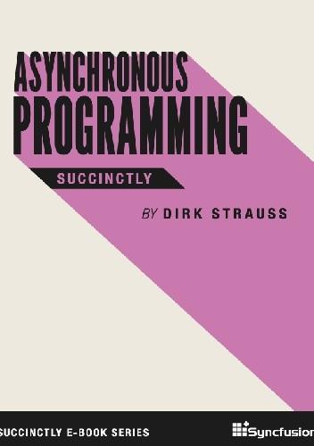 Okładka książki Asynchronous Programming Succinctly