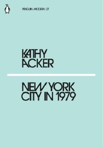 Okładka książki New York City in 1979