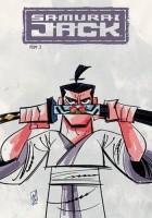Samurai Jack tom 3