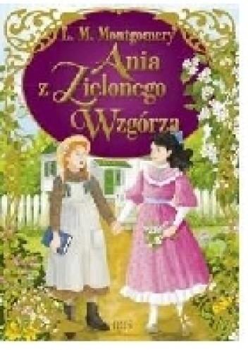 Okładka książki Ania z Zielonego Wzgórza
