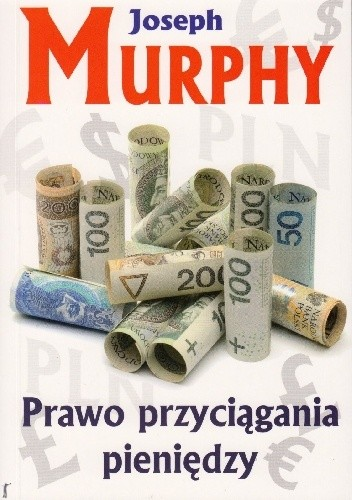 Okładka książki Prawo przyciągania pieniędzy