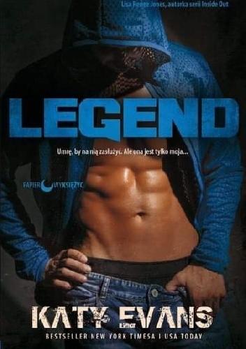 Okładka książki Legend