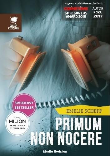 Okładka książki Primum non nocere