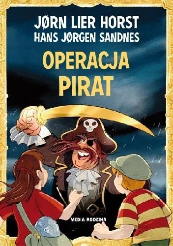 Okładka książki Operacja Pirat