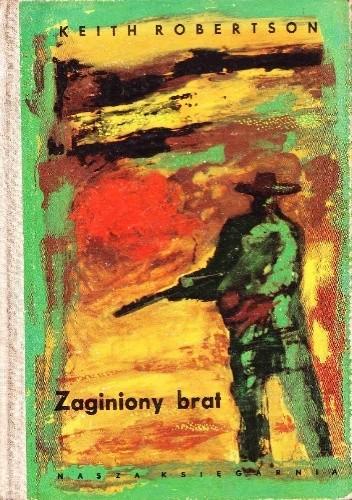 Okładka książki Zaginiony brat