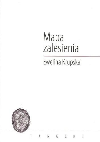 Okładka książki Mapa zalesienia