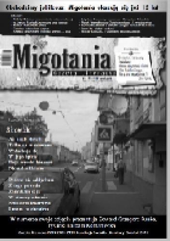 Okładka książki Migotania  - gazeta literacka nr 4 (57) 2017