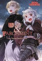 Wolf and Parchment (novel) vol. 2