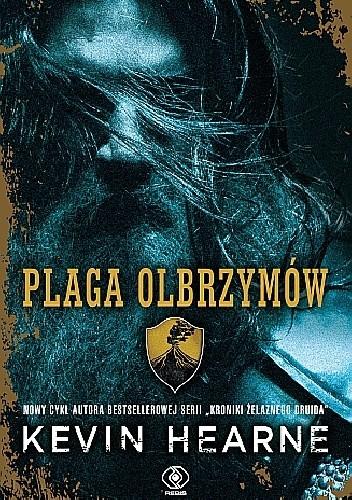 Okładka książki Plaga olbrzymów