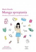 Manga sprzątania. Obrazkowy przewodnik po japońskich porządkach