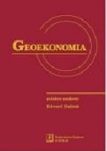 Okładka książki Geoekonomia