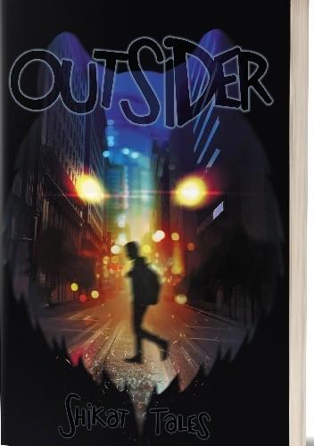 Okładka książki Outsider