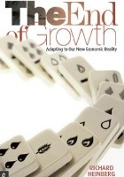 End of Growth. Adopting to Our New Economic Reality