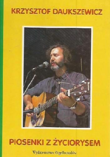 Okładka książki Piosenki z życiorysem