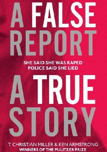 Okładka książki A False Report