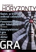 Kwartalnik HORYZONTY 4/GRA