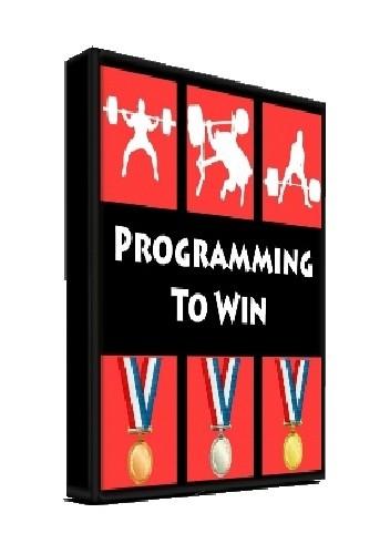 Okładka książki ProgrammingToWin