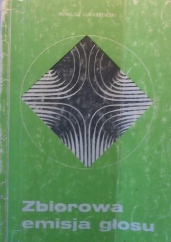 Okładka książki Zbiorowa emisja głosu