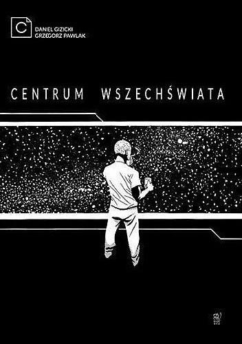 Okładka książki Centrum Wszechświata