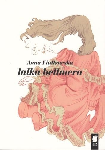 Okładka książki lalka bellmera