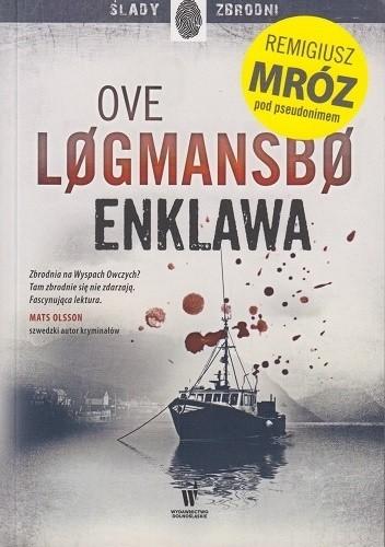 Okładka książki Enklawa