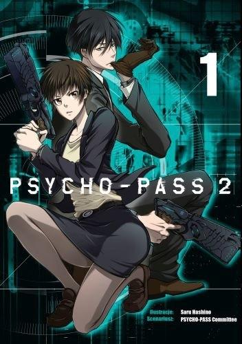 Okładka książki Psycho-Pass 2 #1