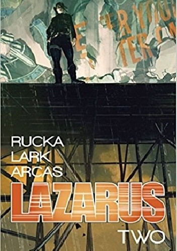 Okładka książki Lazarus Volume 2