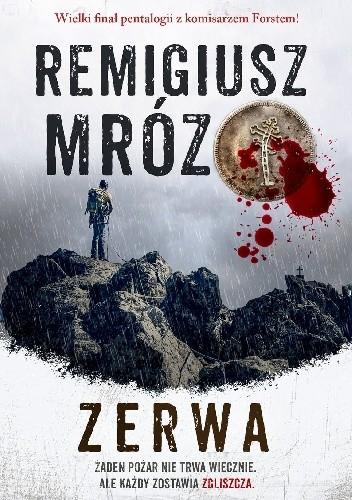 Okładka książki Zerwa