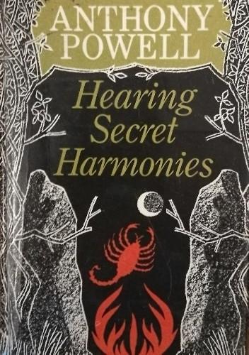 Okładka książki Hearing Secret Harmonies