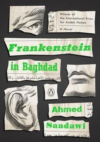 Okładka książki Frankenstein in Baghdad