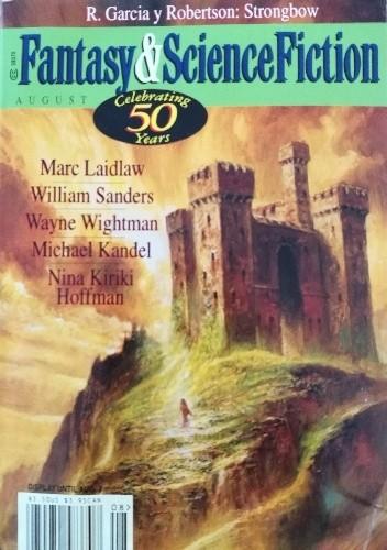 Okładka książki Fantasy & Science Fiction, August 1999
