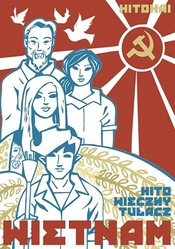 Okładka książki Hito Wieczny Tułacz: Wietnam