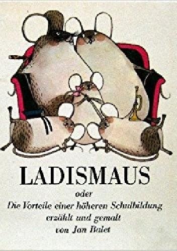 Okładka książki Ladismaus