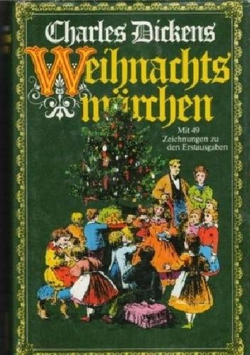 Okładka książki Weihnachtsmärchen
