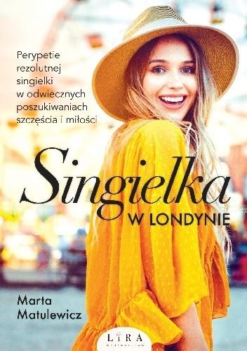 Okładka książki Singielka w Londynie