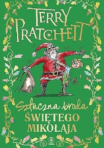 Okładka książki Sztuczna broda Świętego Mikołaja